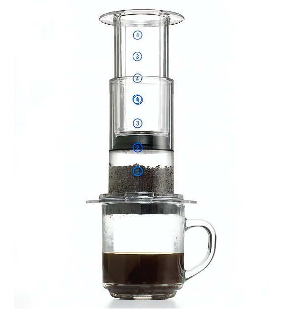 Aeropress - Kims Coffee