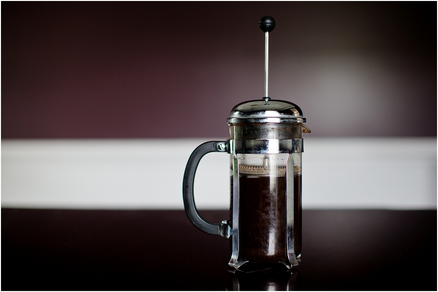 French Press - Kims Coffee