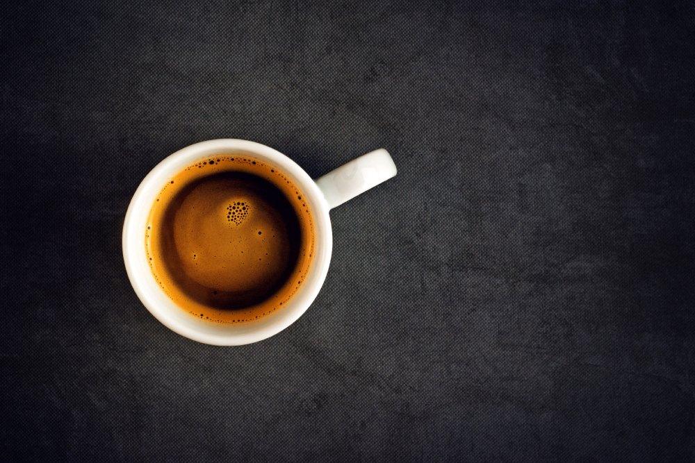 Kims Coffee - Clean Cup