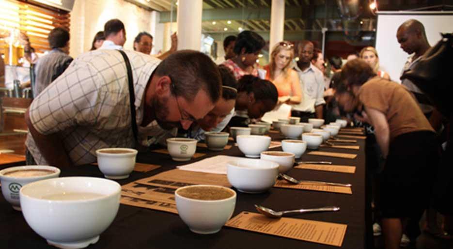 Kims Coffee - Defects