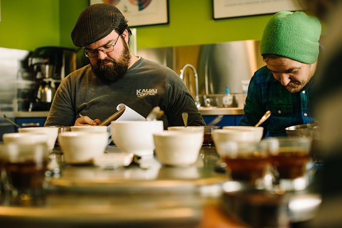 Kims Coffee - Final Scoring